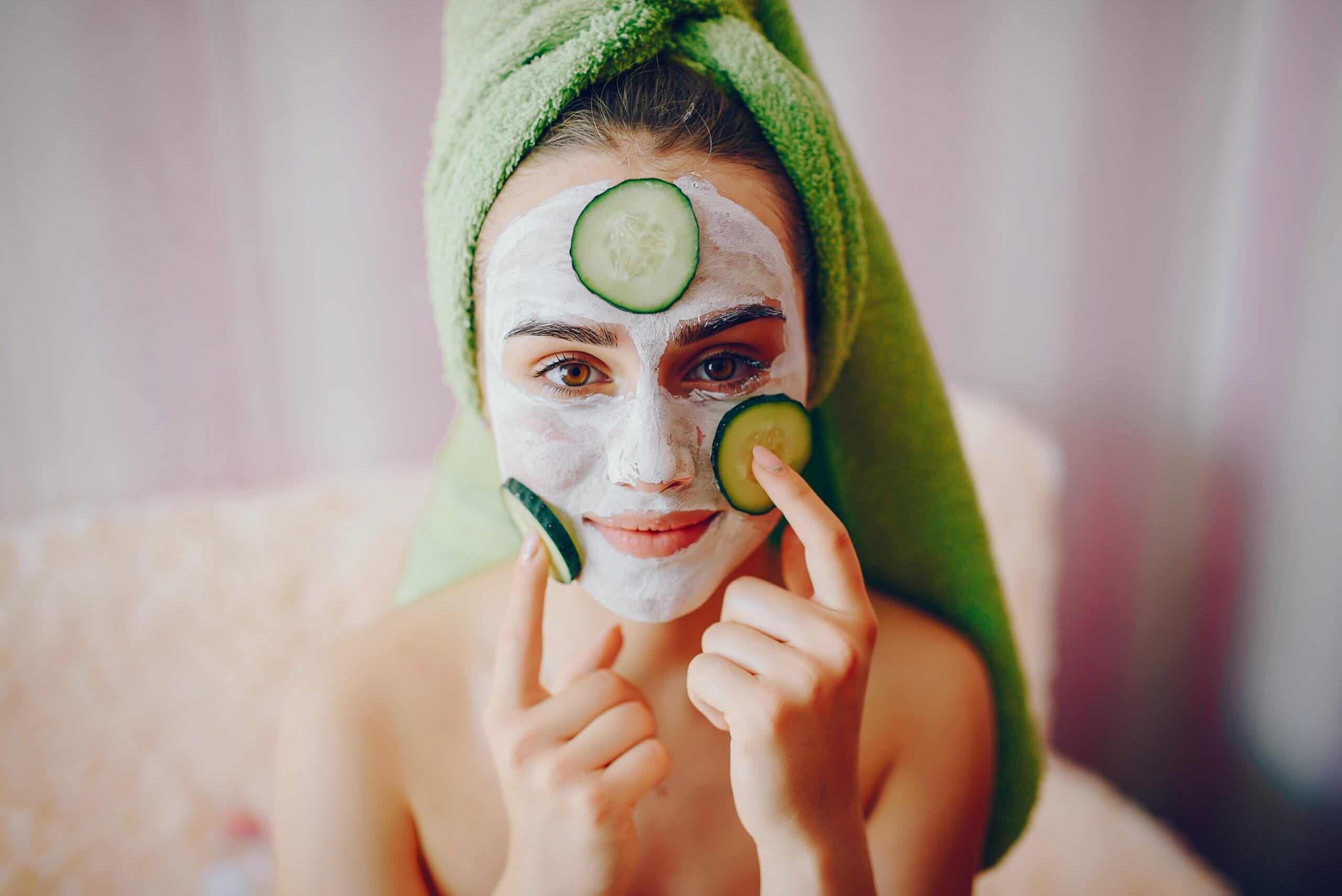 Как применять маски для лица летом